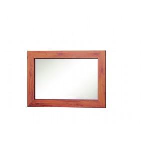 Brązowe lustro w stylu klasycznym JRTLu2