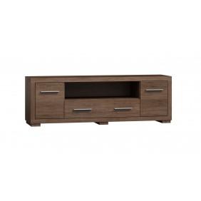 Szeroki stolik TV w stylu nowoczesnym JRVSt2