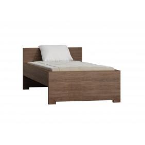 Łóżko (90x200 cm) w stylu nowoczesnym JRVLk2