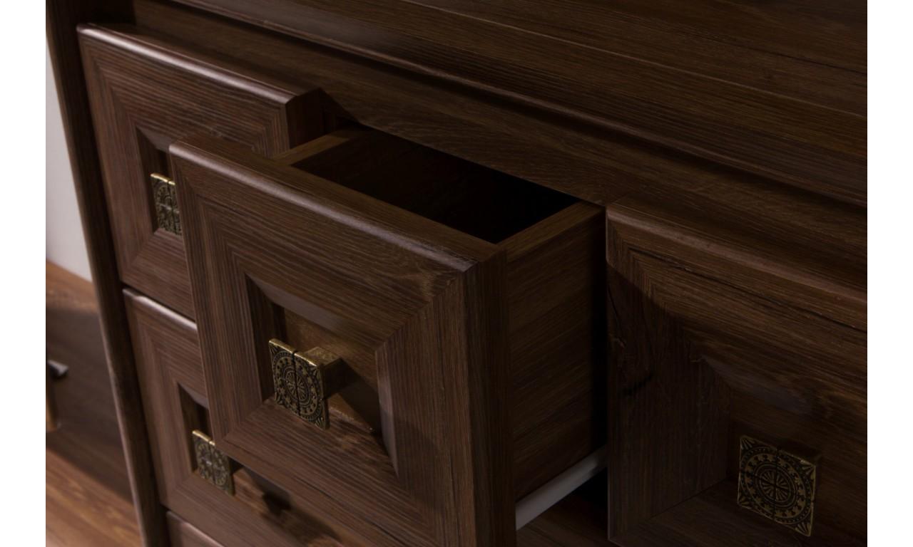 Klasyczna komoda z szufladami Verona PS-10