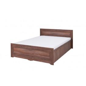 Łóżko (140x200 cm) w stylu klasycznym MPLk2