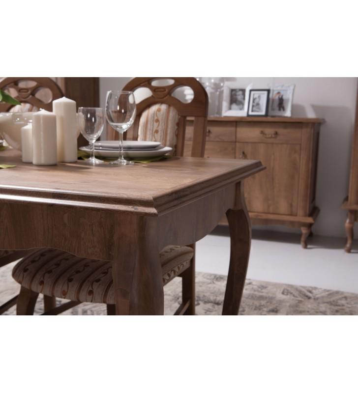 Stół rozkładany w stylu prowansalskim Diana DA-23
