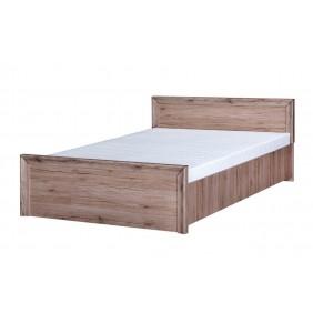 Łóżko (140x200 cm) w stylu klasycznym MMRLk1