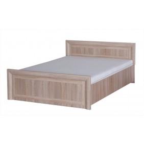 Łóżko (140x200 cm) w stylu klasycznym MVLk1