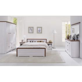 Zestaw mebli do sypialni w stylu klasycznym Parys 4