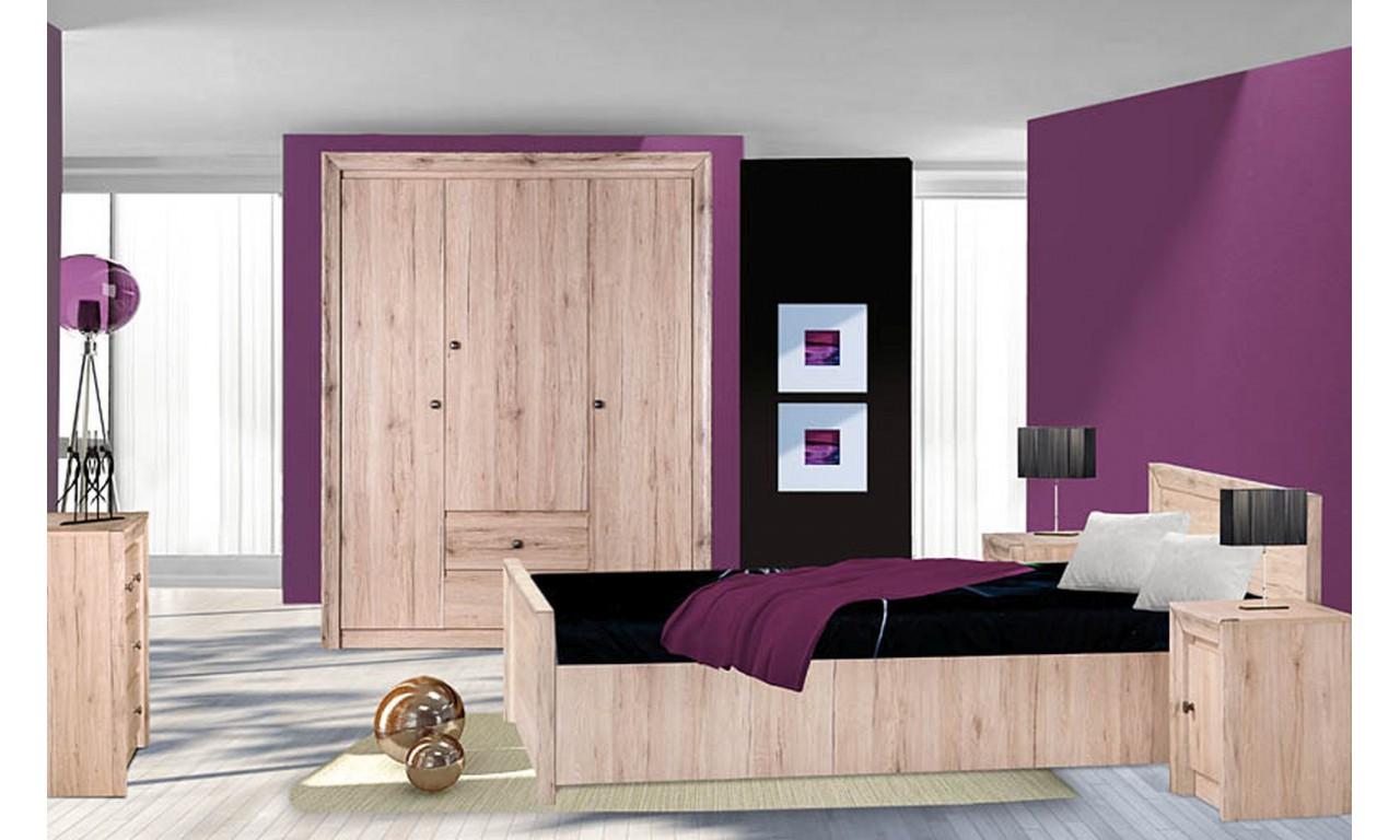 Zestaw mebli do sypialni w stylu klasycznym Mars 4