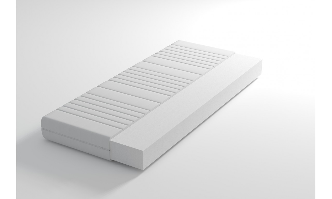 Materac piankowy 10cm 160x200 LF