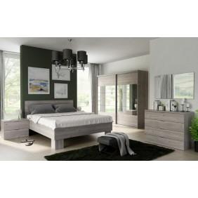 Zestaw mebli do sypialni w stylu nowoczesnym SIZM