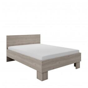 Łóżko (160x200 cm) w stylu nowoczesnym Inez