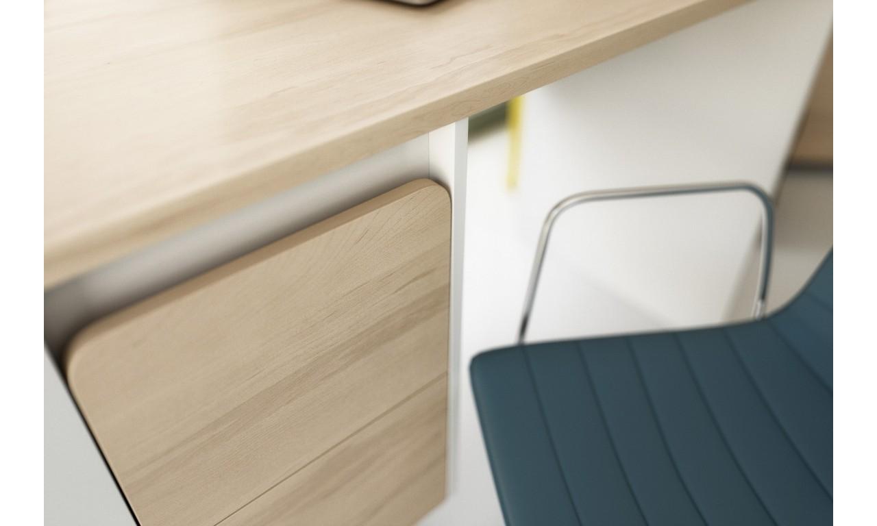 Biurko w nowoczesnym stylu Parys