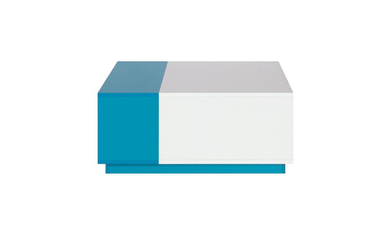 Zestaw mebli dziecięcych w stylu nowoczesnym MOBI C + ława