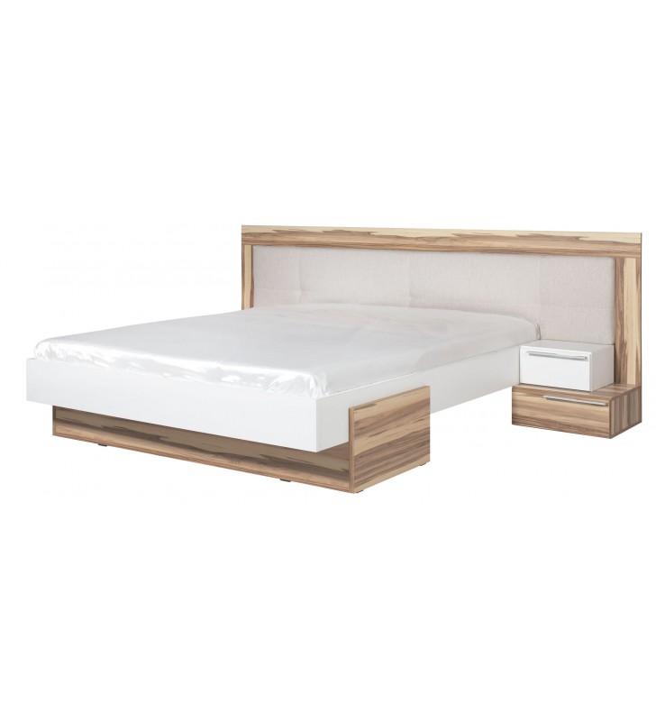 Zestaw mebli w stylu nowoczesnym do sypialni MORENA A