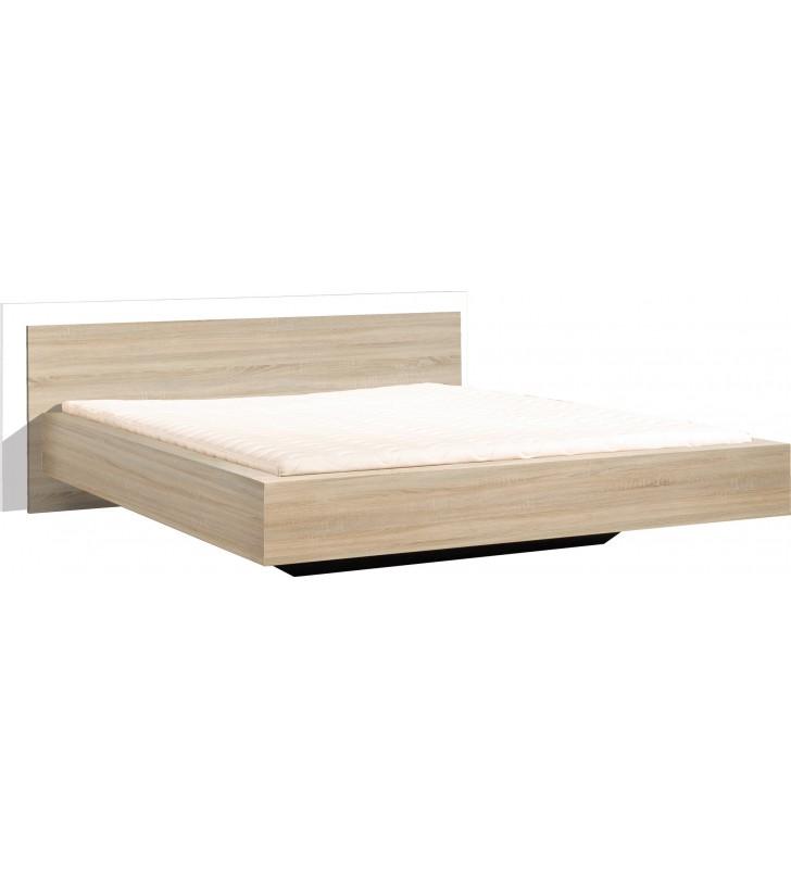 Zestaw mebli sypialnianych w stylu nowoczesnym MARGO 2D