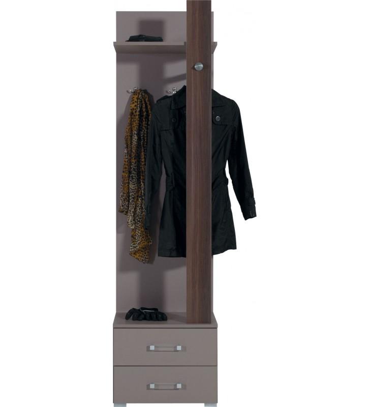 Garderobianka (zestaw) z lustrem JET A