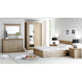 Zestaw mebli do sypialni w stylu klasycznym JRA1