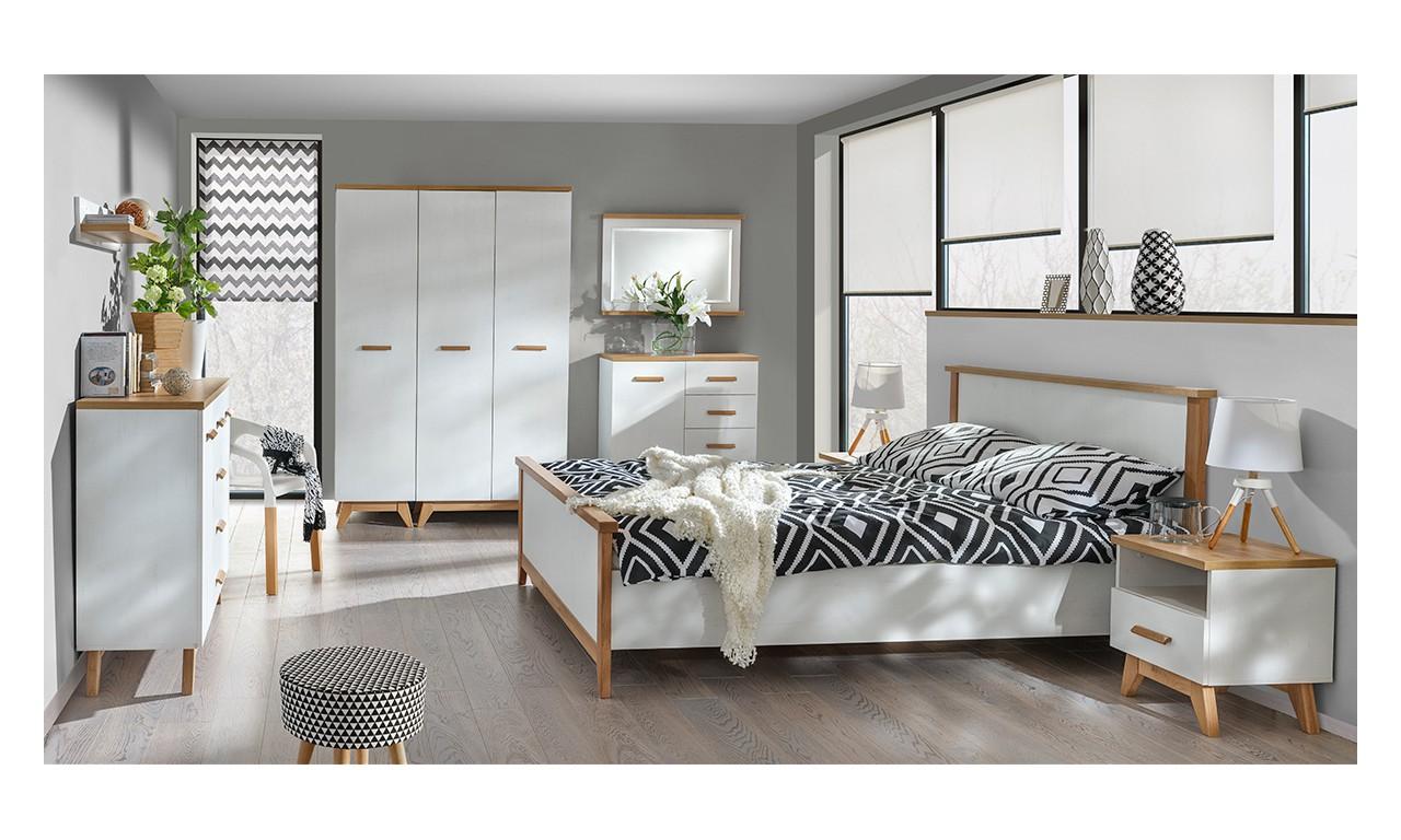 urządzenie małego pokoju dziennego z sypialnią