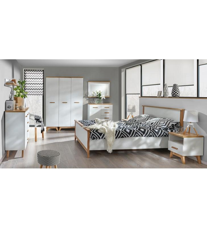 Półka wisząca w stylu skandynawskim Sven SV11