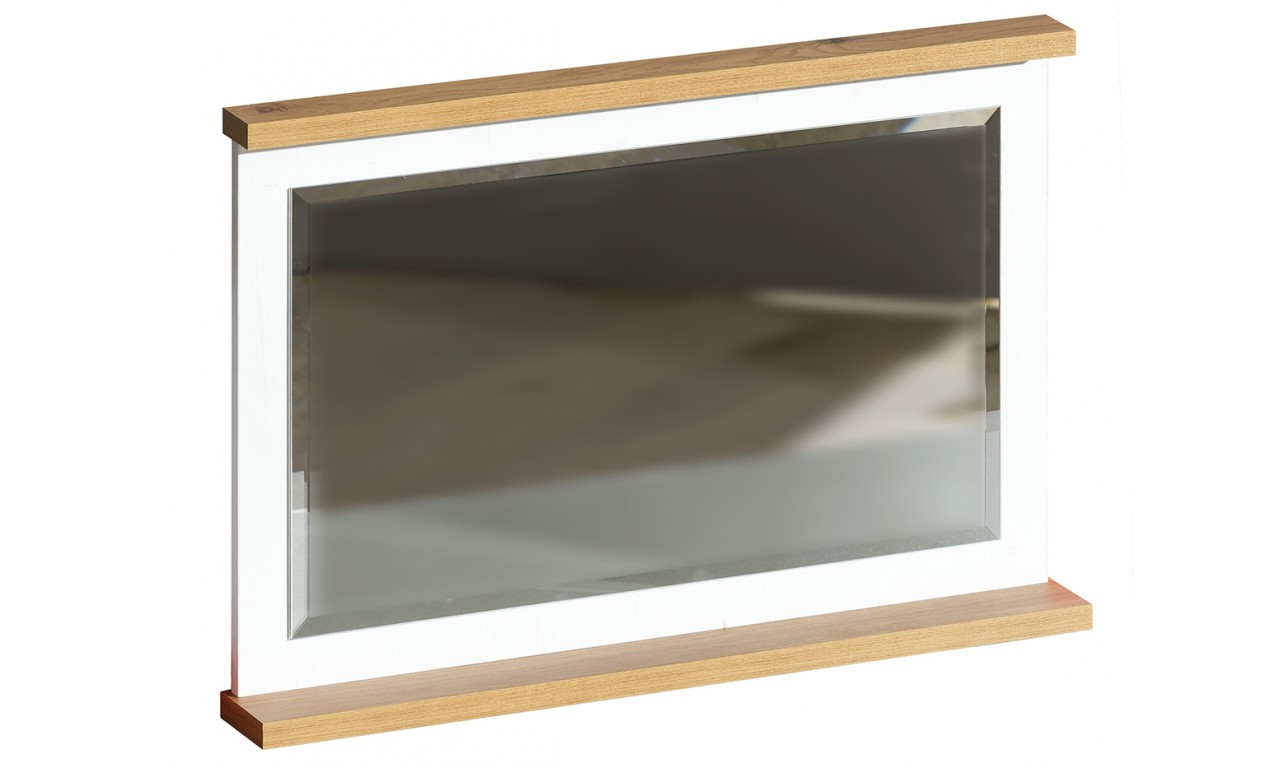 Lustro w stylu skandynawskim Sven SV14