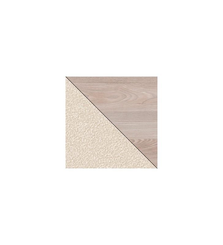 Regał zamknięty/wąska szafa w stylu nowoczesnym (lewy) VERTO V18L