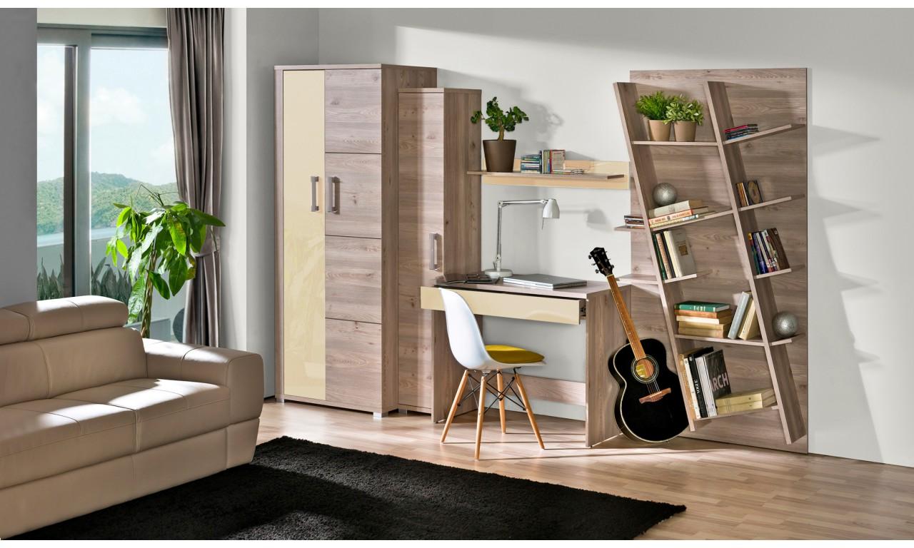 Biurko/toaletka z szufladą w stylu nowoczesnym VERTO V17