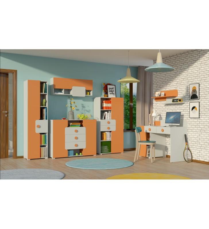 Biurko do pokoju starszego dziecka w kilku propozycjach kolorystycznych YUKO Y3