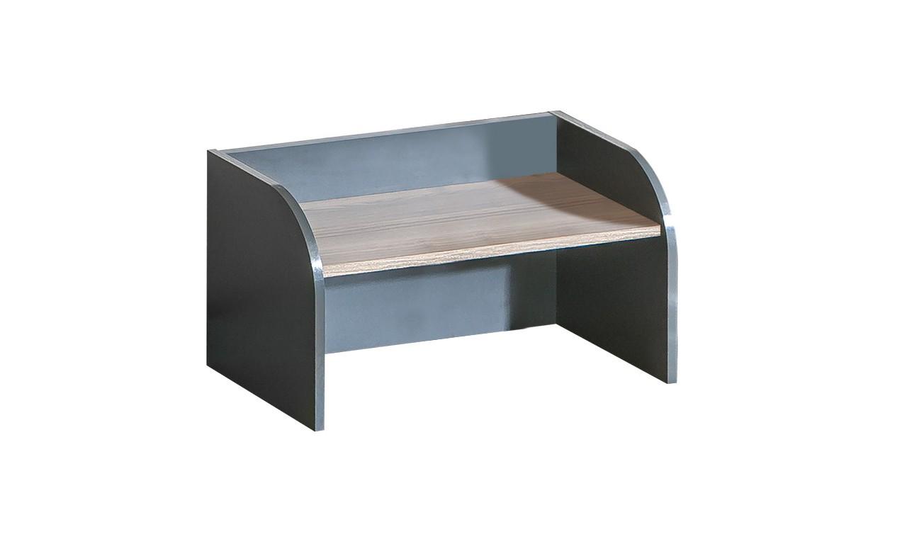 Łóżko-biurko do pokoju młodzieżowego ULTIMO U16