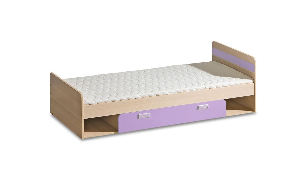 Łóżko do pokoju starszego dziecka LORENTO L13