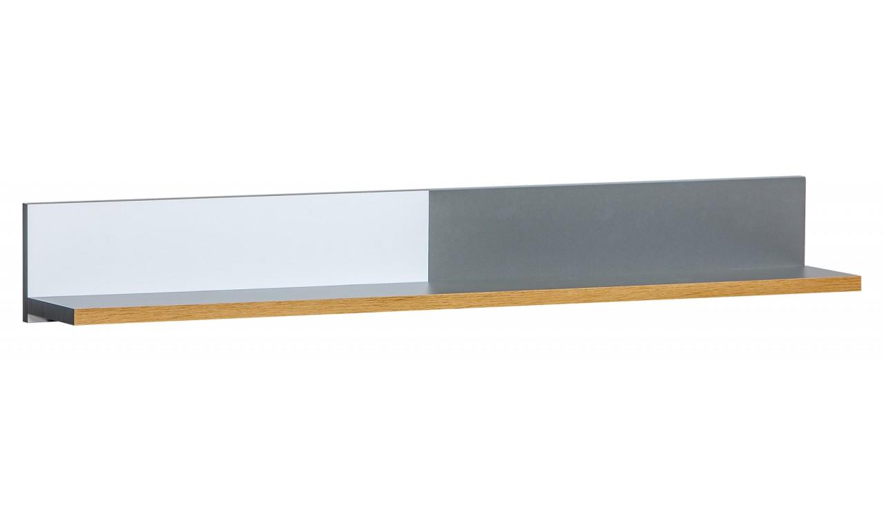 Zestaw mebli w stylu retro i odważnej kolorystyce WERSO C