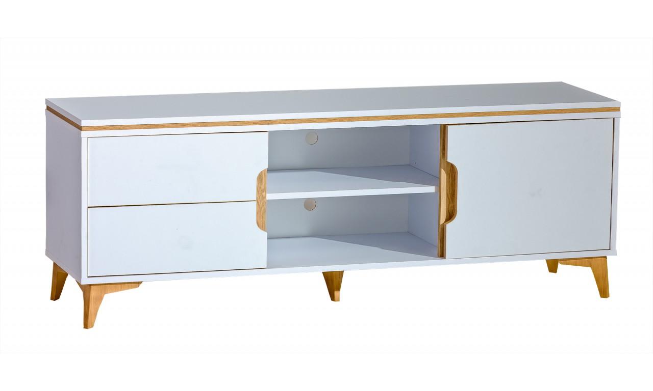 Zestaw mebli do salonu - fuzja stylu skandynawskiego i nowoczesnego GAPPA A