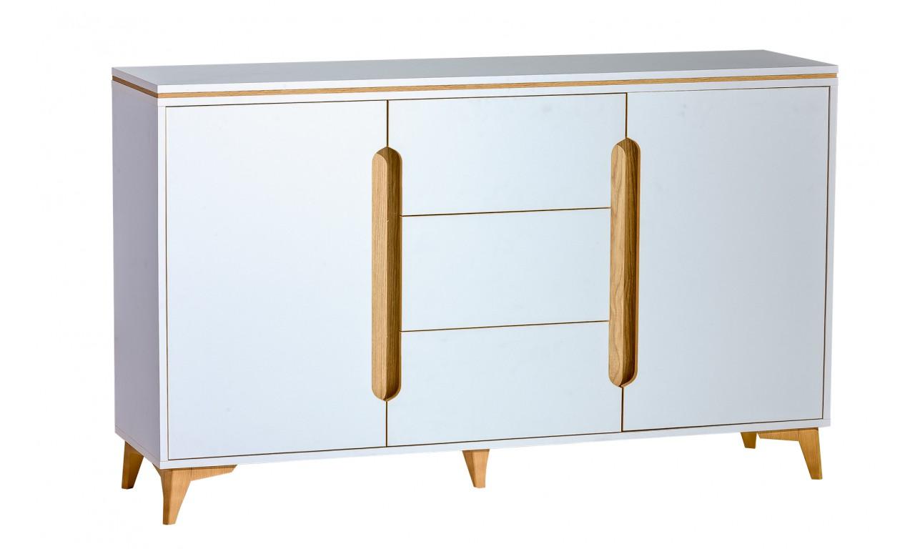 Zestaw mebli do salonu - fuzja stylu skandynawskiego i nowoczesnego GAPPA G