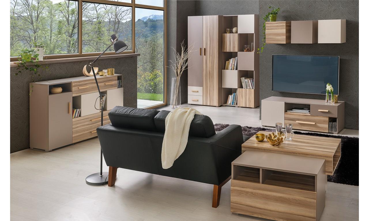 Biurko w stylu nowoczesnym KREO 10