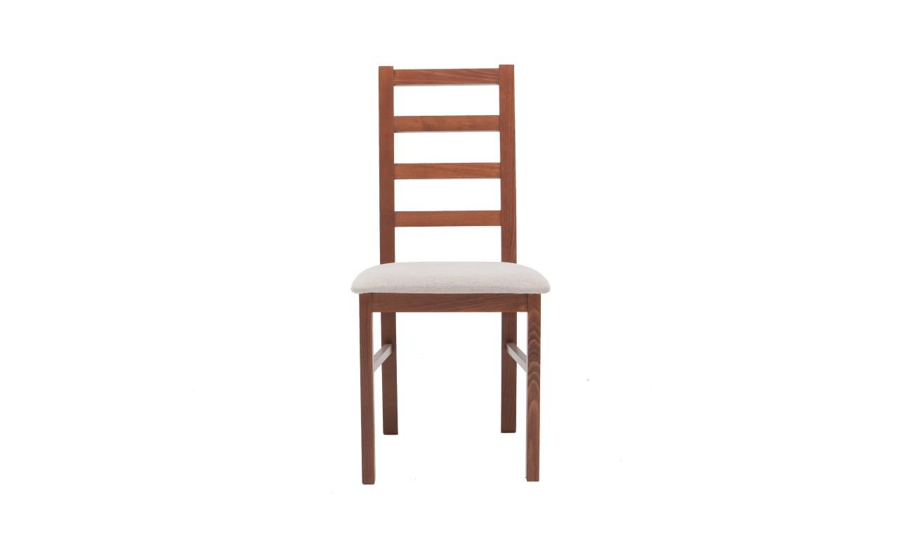 Krzesło bukowe, tapicerowane lub twarde, KT02