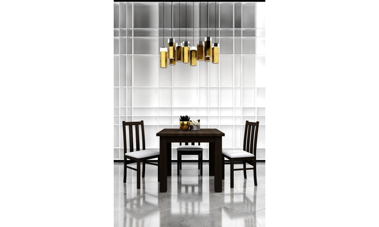 Krzesło bukowe, tapicerowane lub twarde, KT10