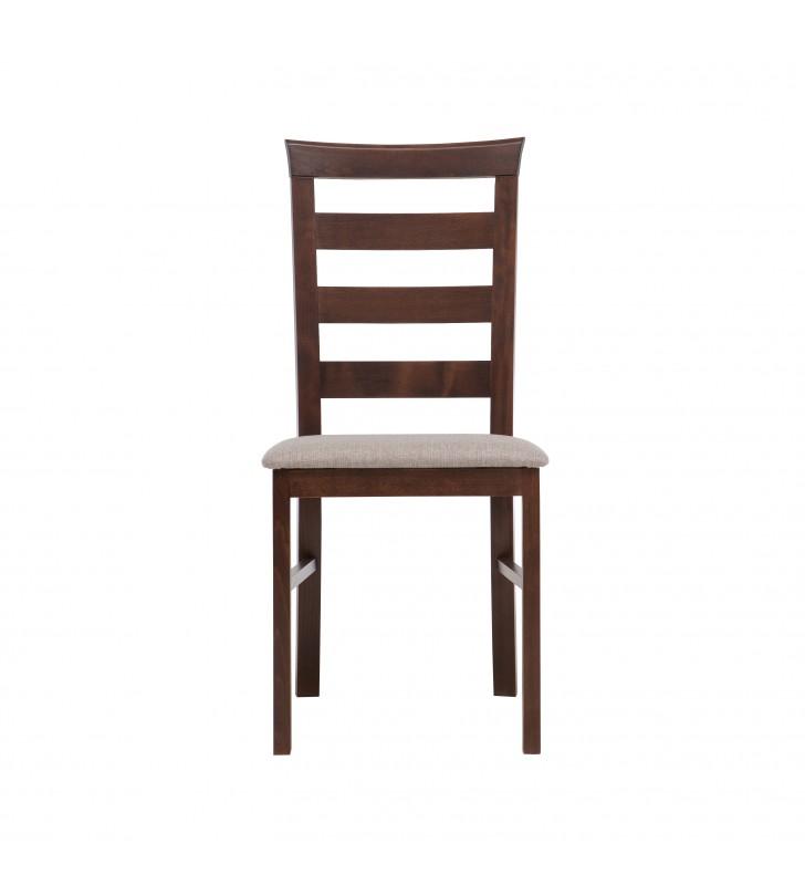 Krzesło bukowe, tapicerowane lub twarde, KT11