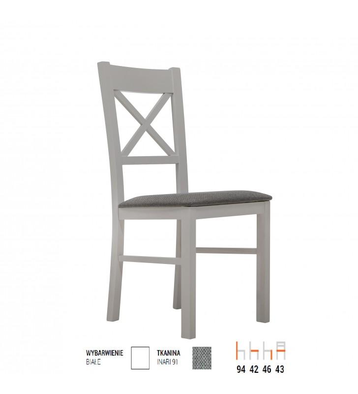 Krzesło bukowe, tapicerowane lub twarde, KT22