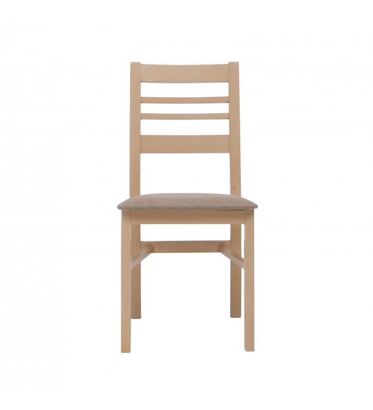 Krzesło bukowe, tapicerowane lub twarde, KT50