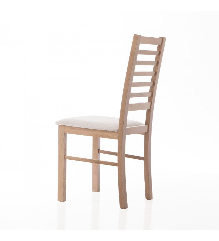 Krzesło bukowe, tapicerowane lub twarde, KT57