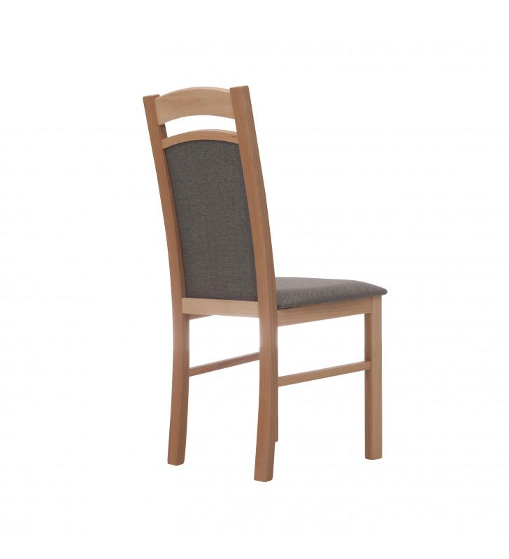 Krzesło bukowe, tapicerowane, KT05