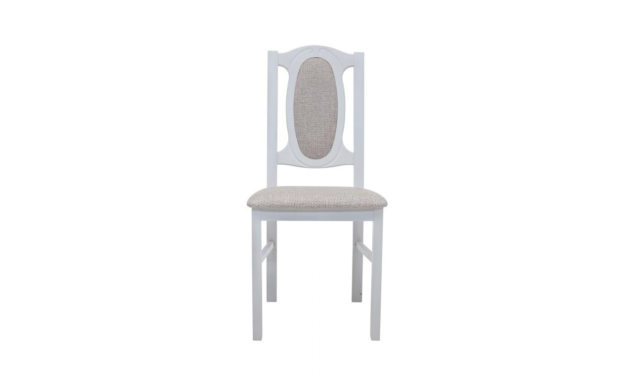 Krzesło bukowe, tapicerowane, KT12