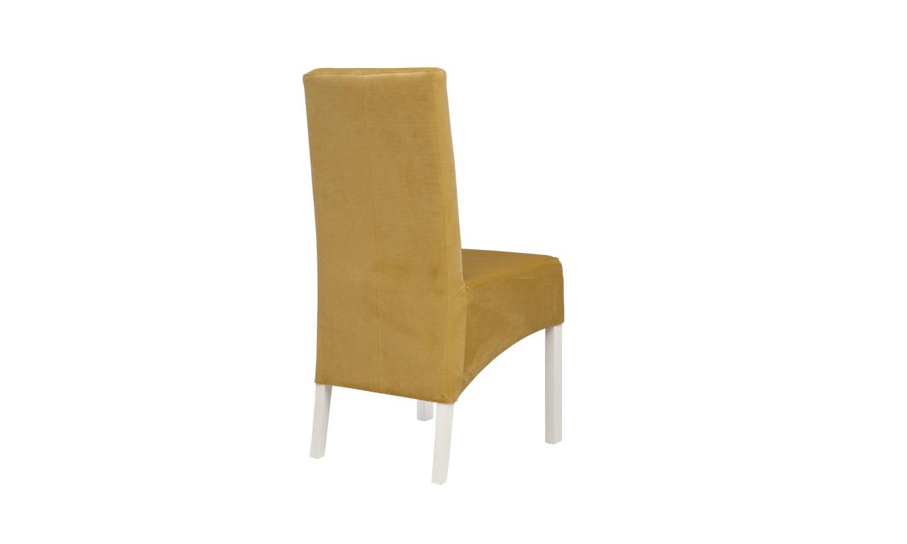 Krzesło bukowe, tapicerowane, KT24