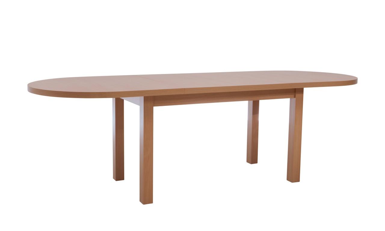 Stół bukowy (90x170), rozkładany, dowolna kolorystyka, ST2