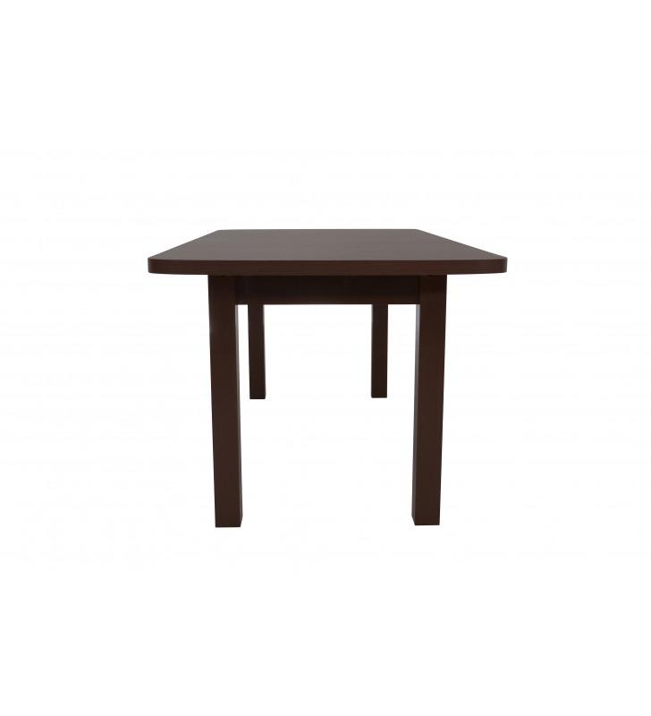 Stół bukowy (90x160), rozkładany, dowolna kolorystyka, ST32