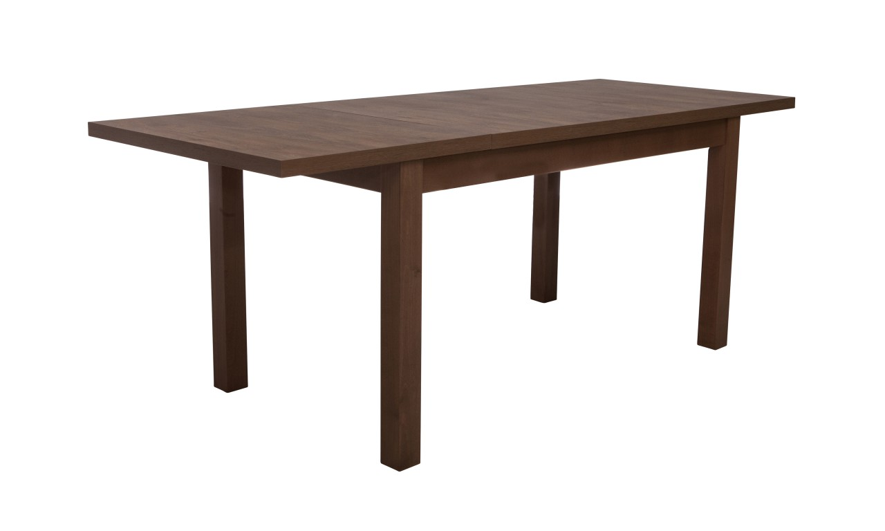 Stół bukowy (90x160), rozkładany, dowolna kolorystyka, ST62/2