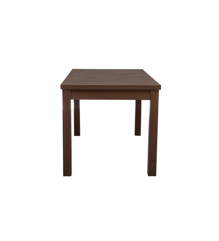 Stół bukowy (100x200), rozkładany, dowolna kolorystyka, ST62/3