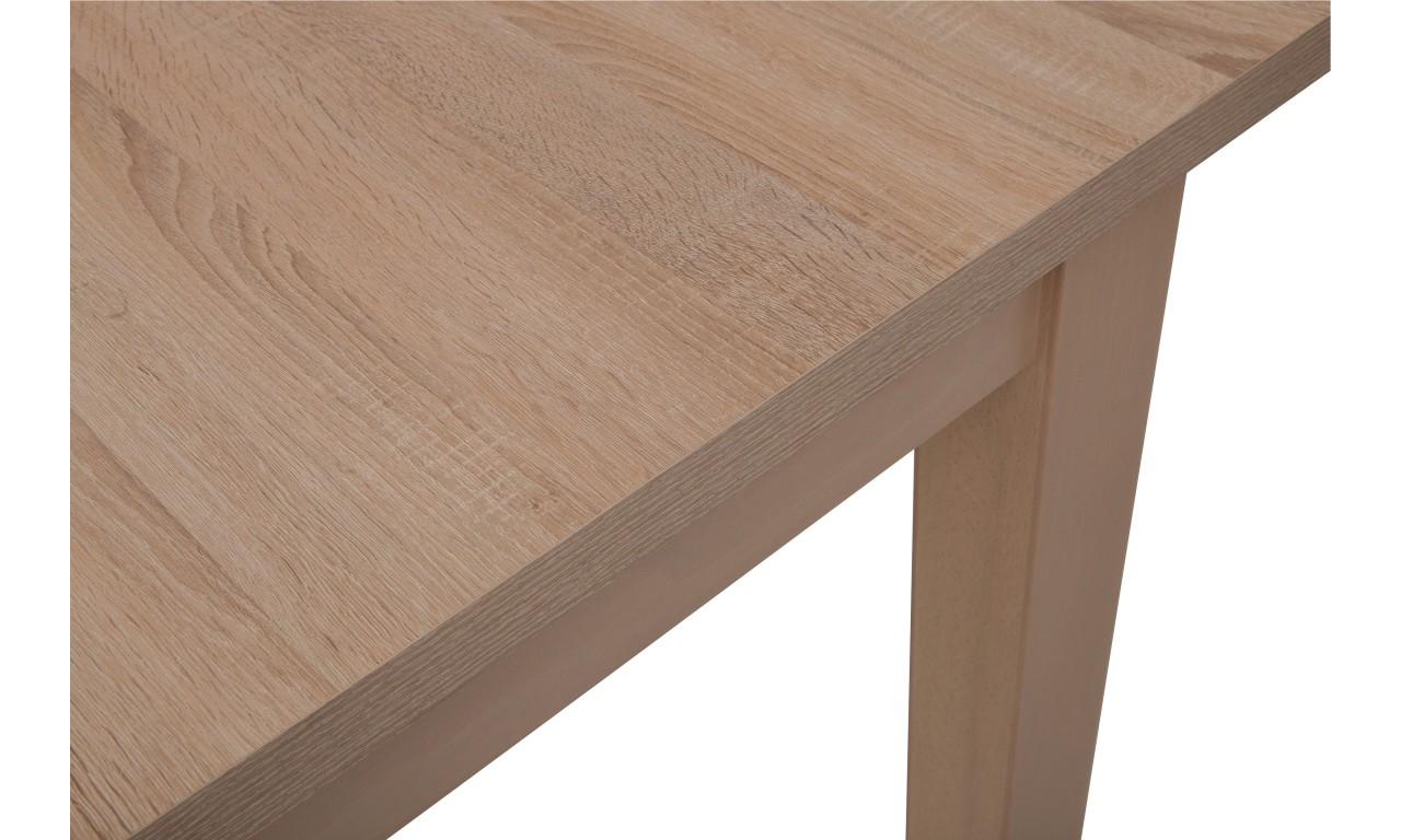 Stół bukowy (70x120), rozkładany, dowolna kolorystyka, ST64/0