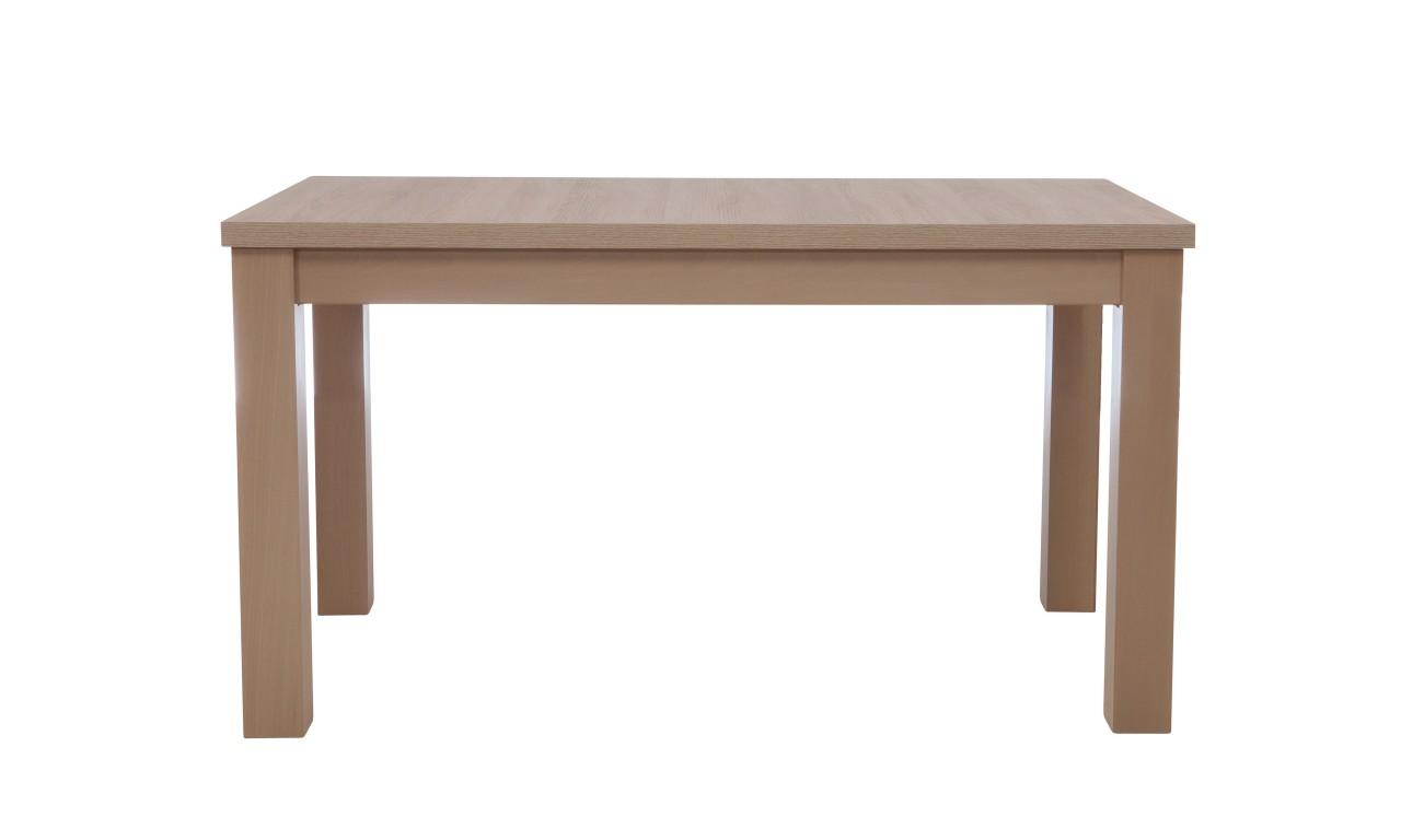 Stół bukowy (80x140), rozkładany, dowolna kolorystyka, ST64/1