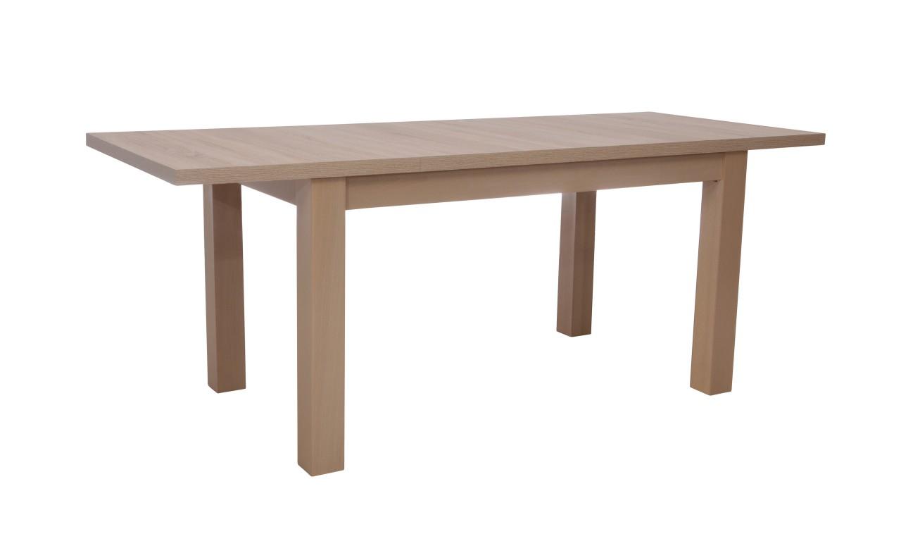 Stół bukowy (100x200), rozkładany, dowolna kolorystyka, ST64/3