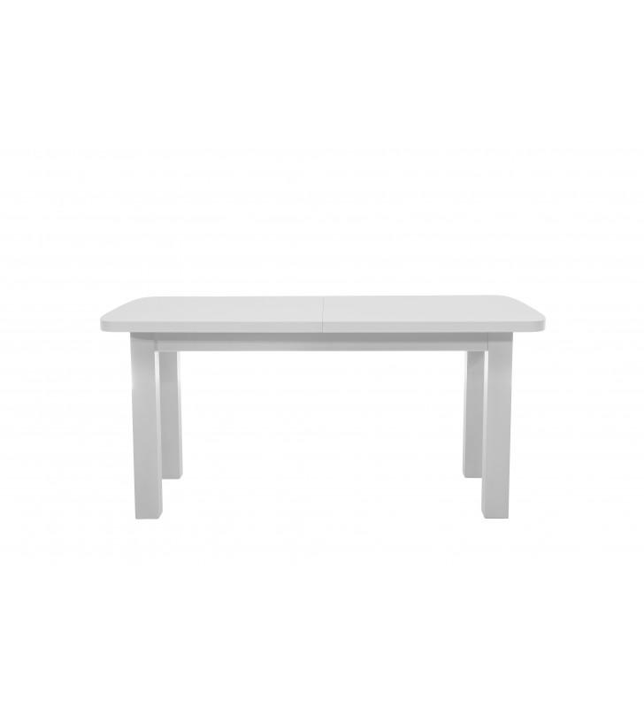Stół bukowy (90x160), rozkładany (do 240cm), dowolna kolorystyka, ST35