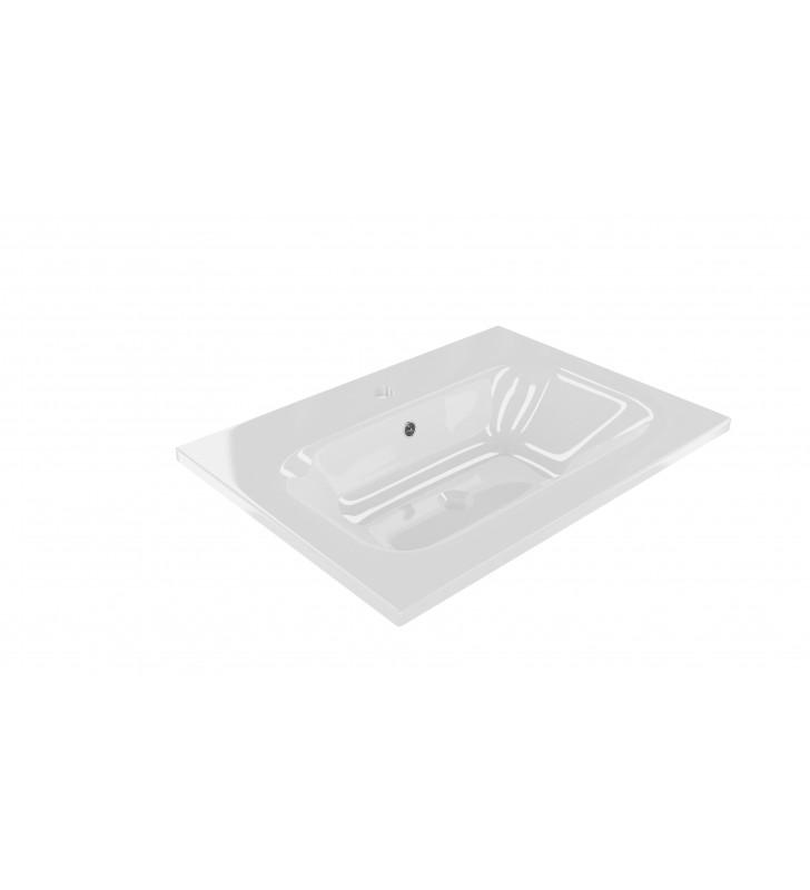 Zestaw mebli łazienkowych EVO (dąb truflowy)