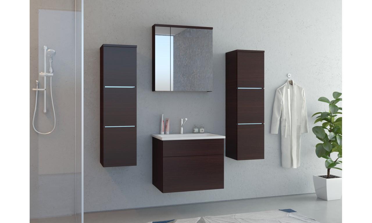 urządzenie małej łazienki w bloku lub domu
